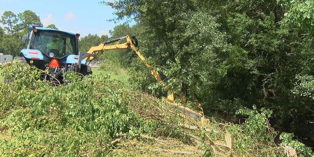 Problematic ditch near Faust Drive to be cleaned