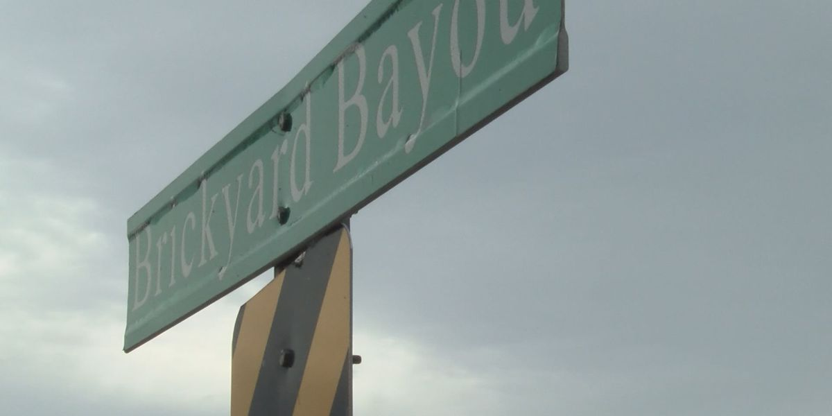 Property easements needed for Brickyard Bayou drainage project