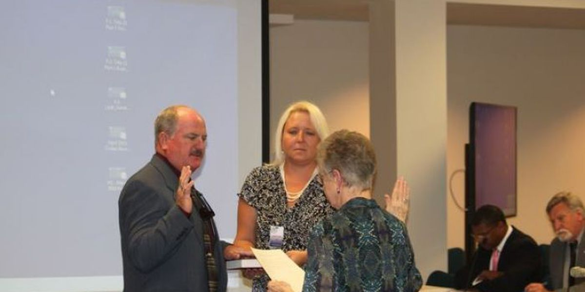 Gulfport business owner sworn in as CMR member