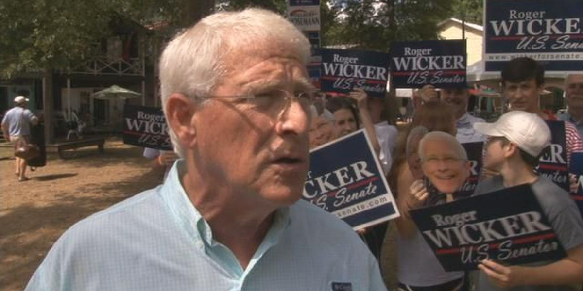 WLOX News This Week- Roger Wicker