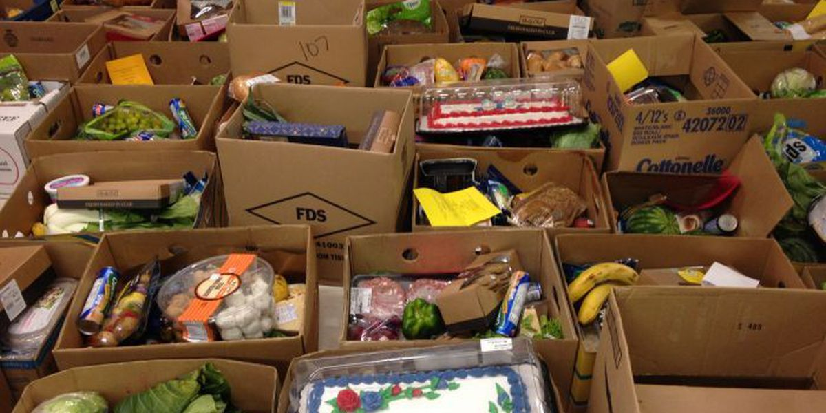 Free food offered to Pearl River County residents today