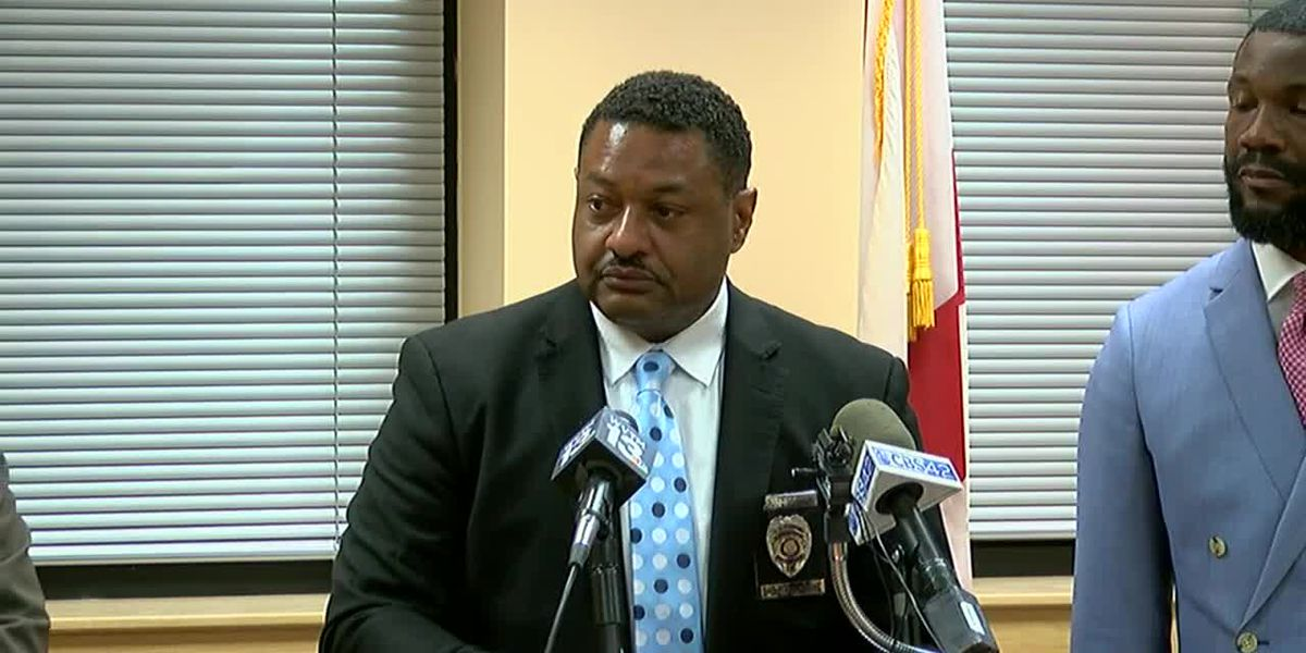Chief Smith takes questions about investigation
