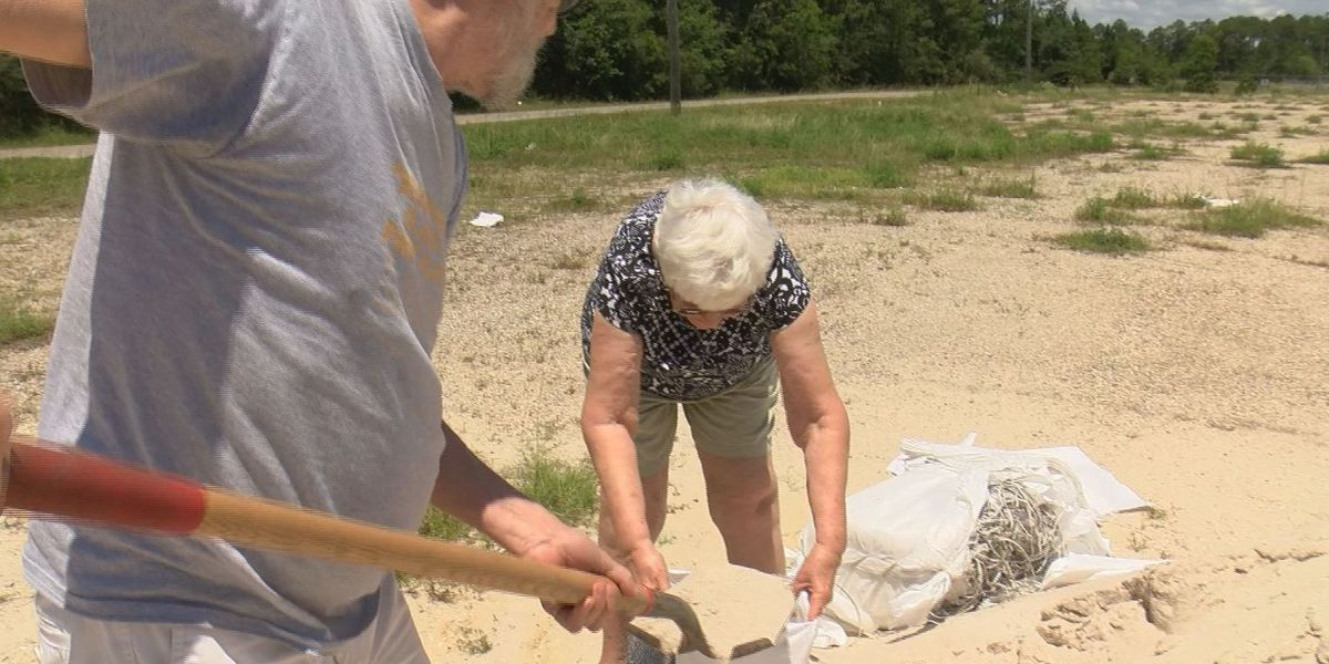 Hancock Co. preparations for Cristobal underway, anxiety at low tide