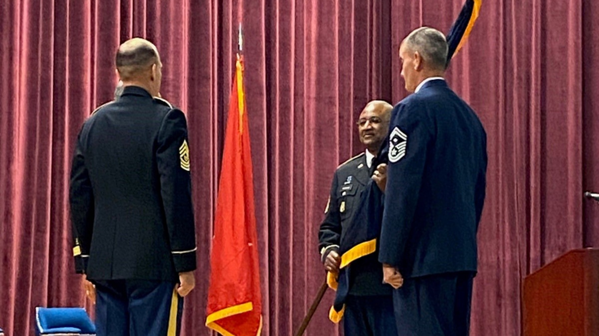 Mississippi National Guard honors new senior enlisted advisor