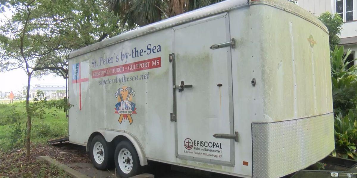 Gulfport church planning on helping Alabama communities after Hurricane Sally