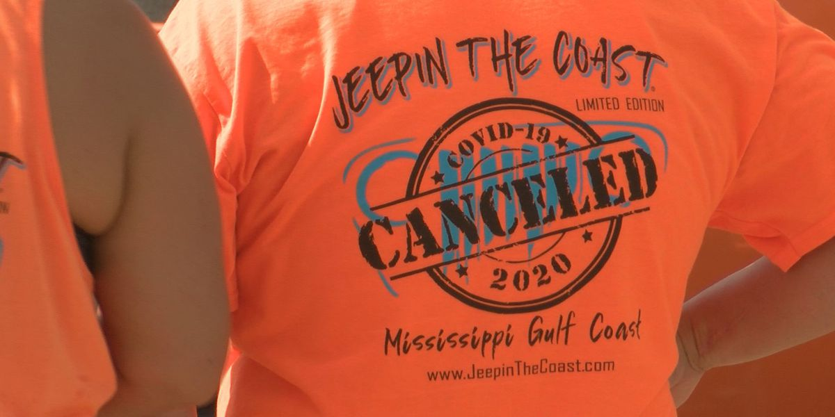 Jeepin' the Coast unofficially rolls on across South Miss.