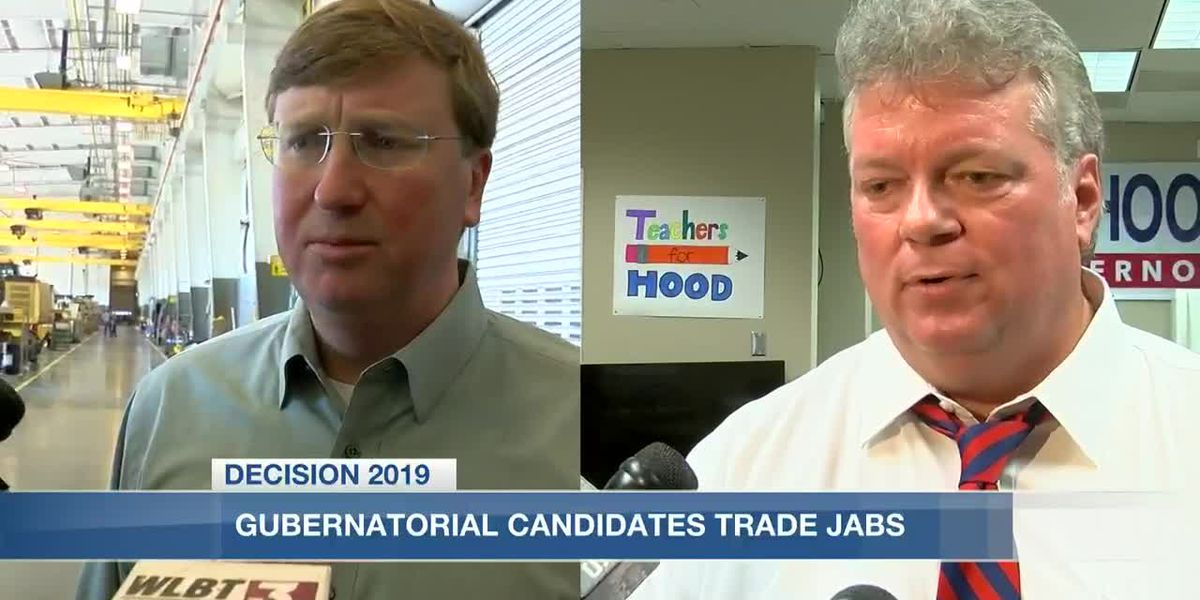 Tate Reeves hadn't accomplished a dern thing...': Gubernatorial candidates trade jabs on the campaign trail