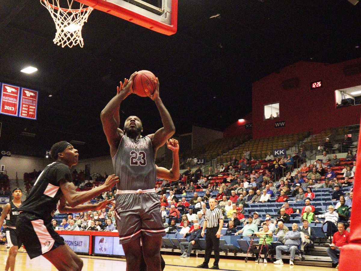 11-seed Pearl River weathers slow start to topple Williston State