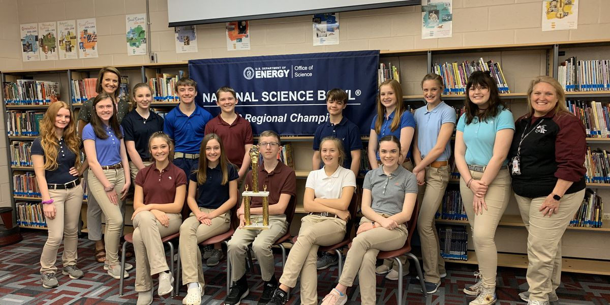 East Central students heading to D.C. for National Science Bowl