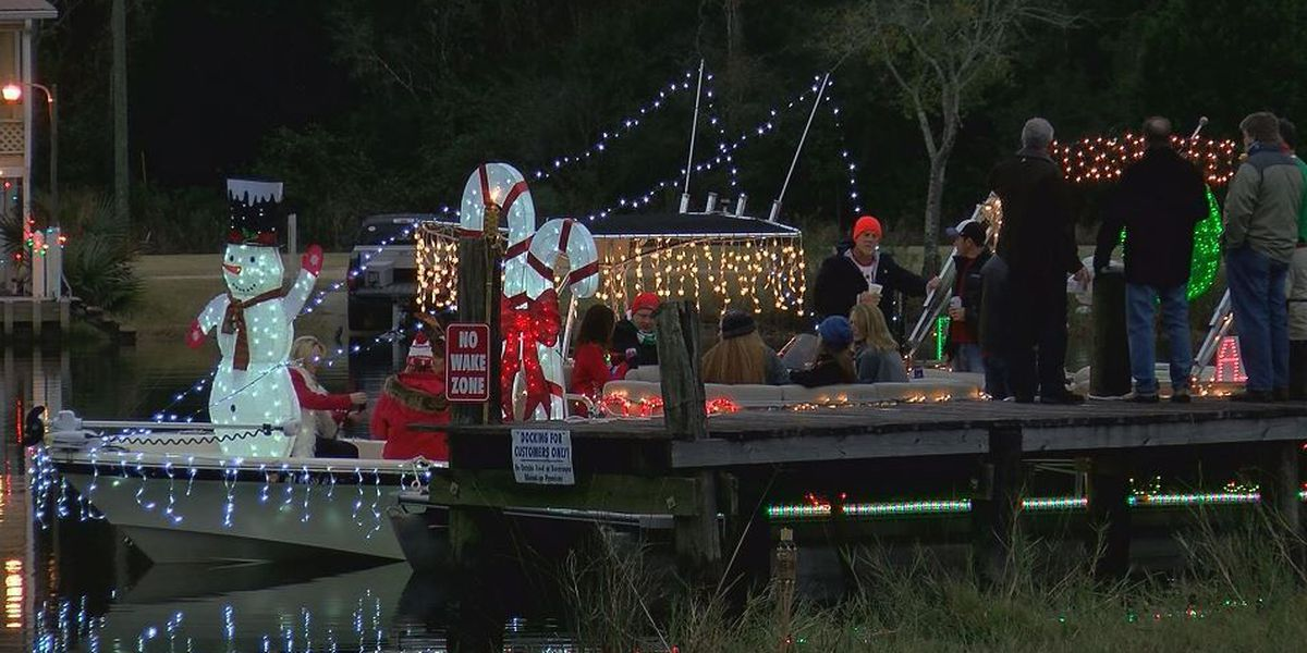 Christmas in the 'Bouffa celebrates Christmas and helps veterans