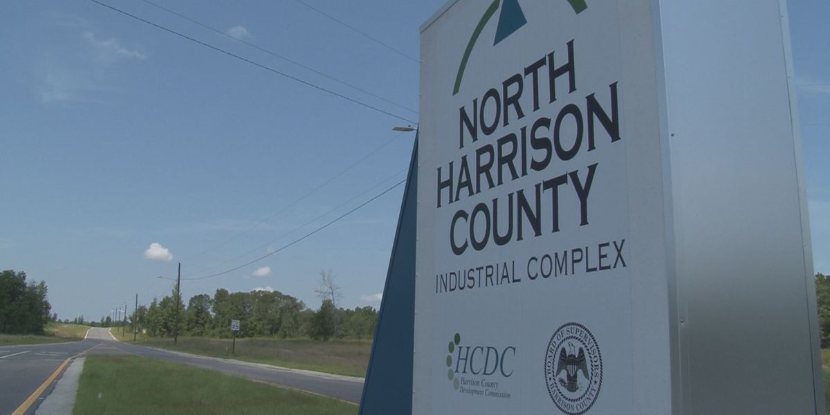 North Harrison County industrial park ready for tenants