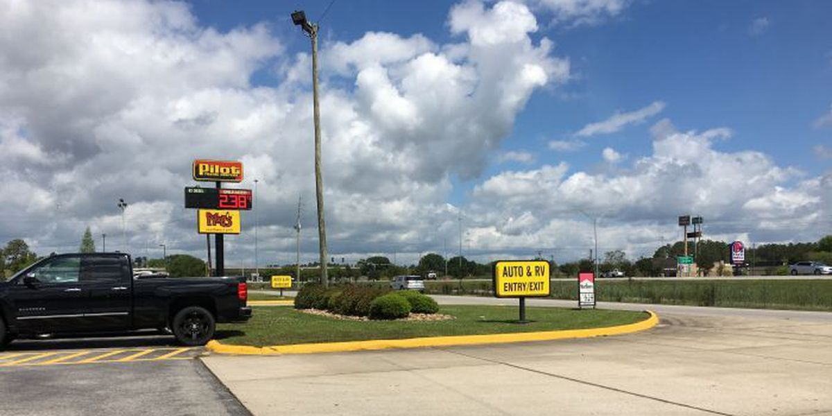 Woman found dead at Moss Point truck stop