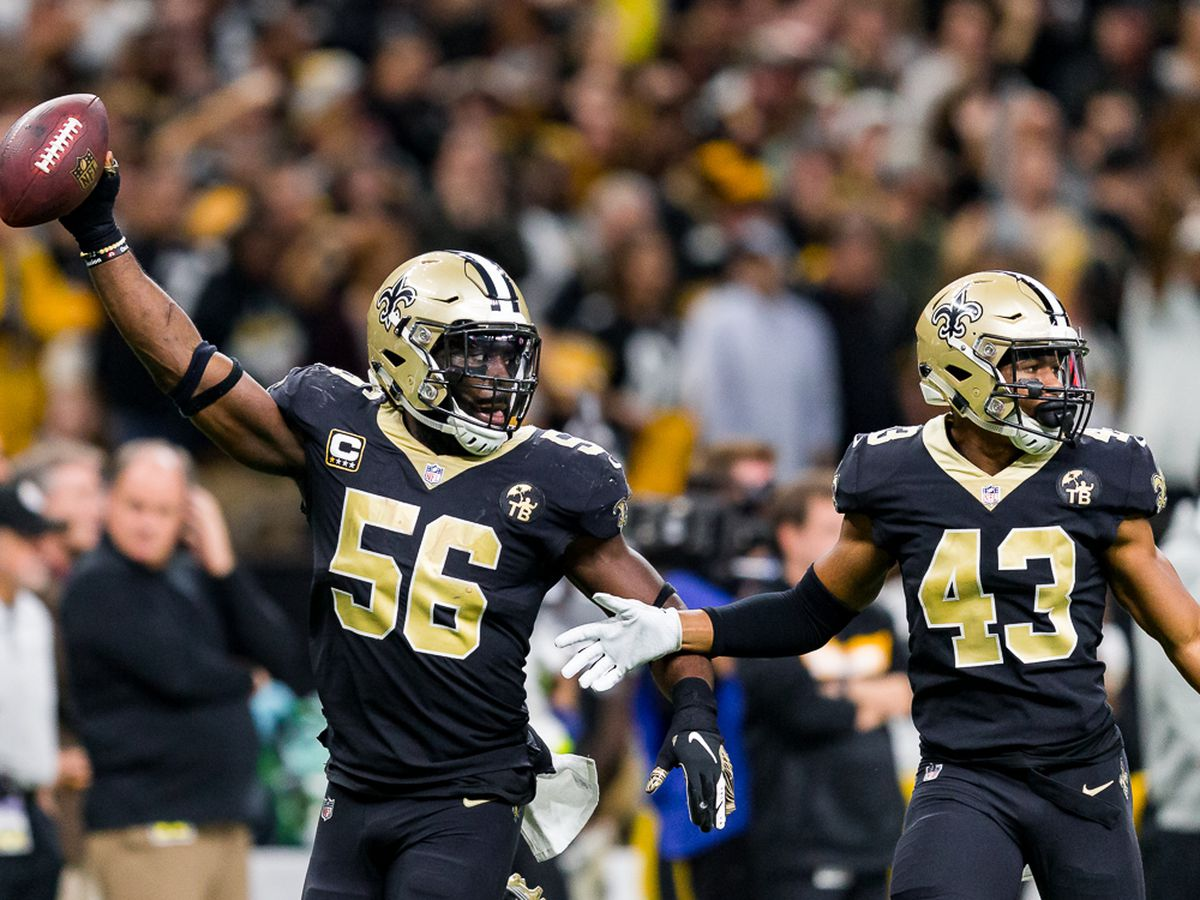 Saints linebacker Demario Davis makes his mark on and off the field