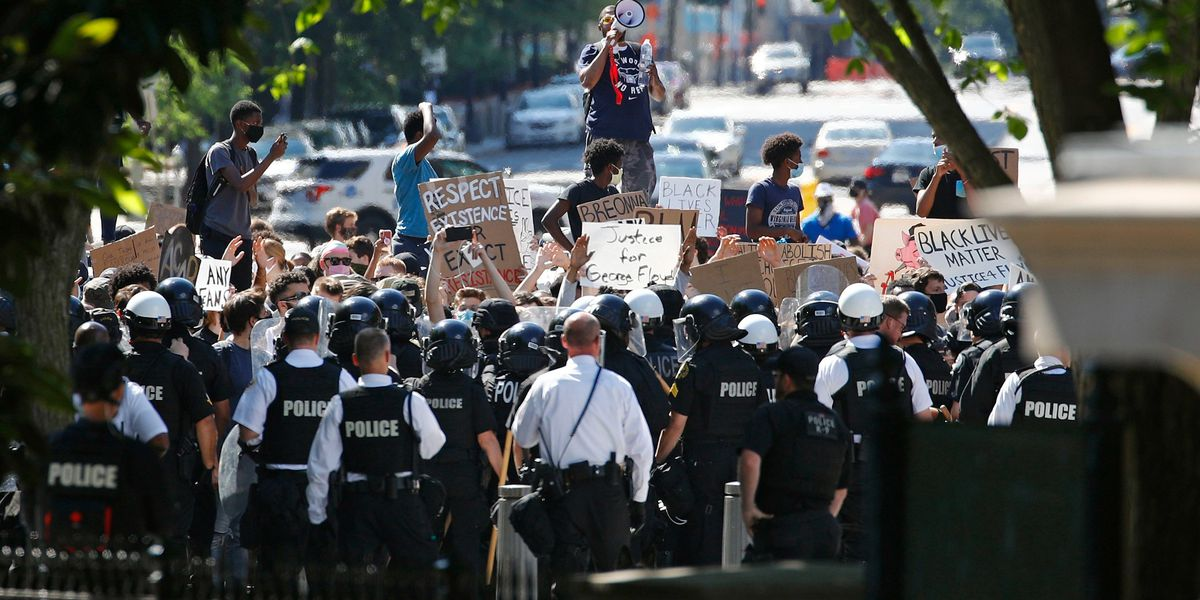 GRAPHIC: Demonstrations and protests held across the US