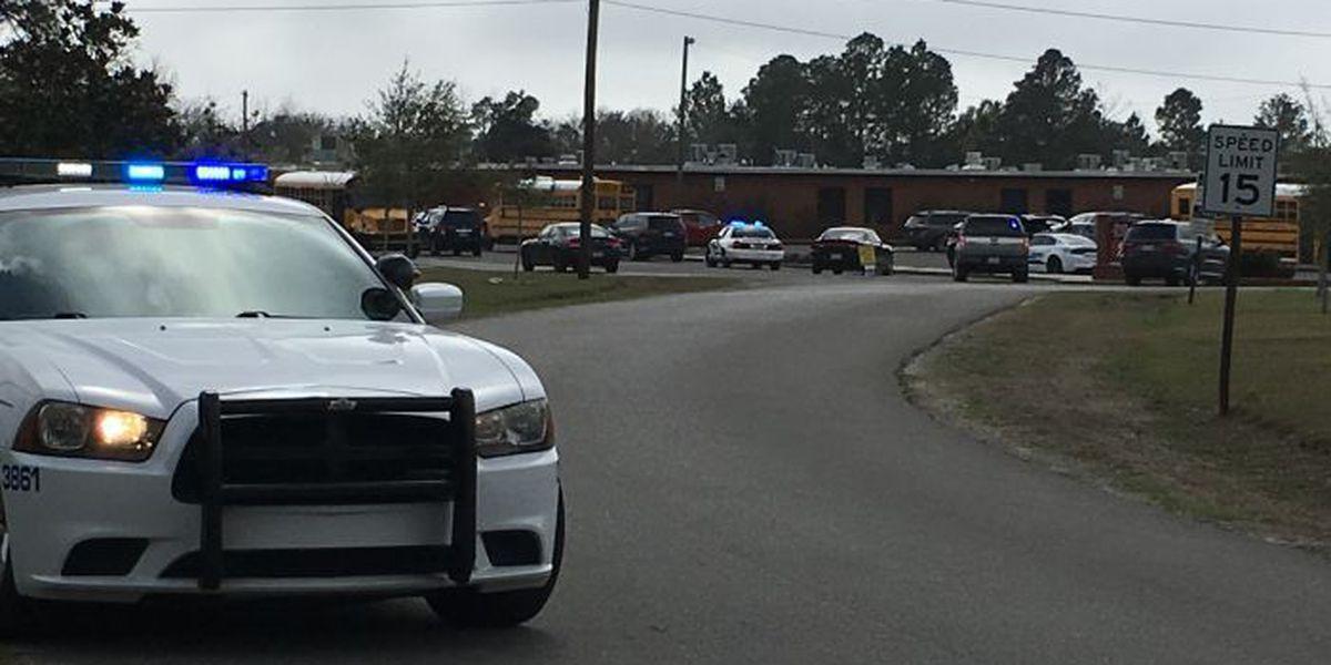 North Gulfport Middle School taken off lockdown