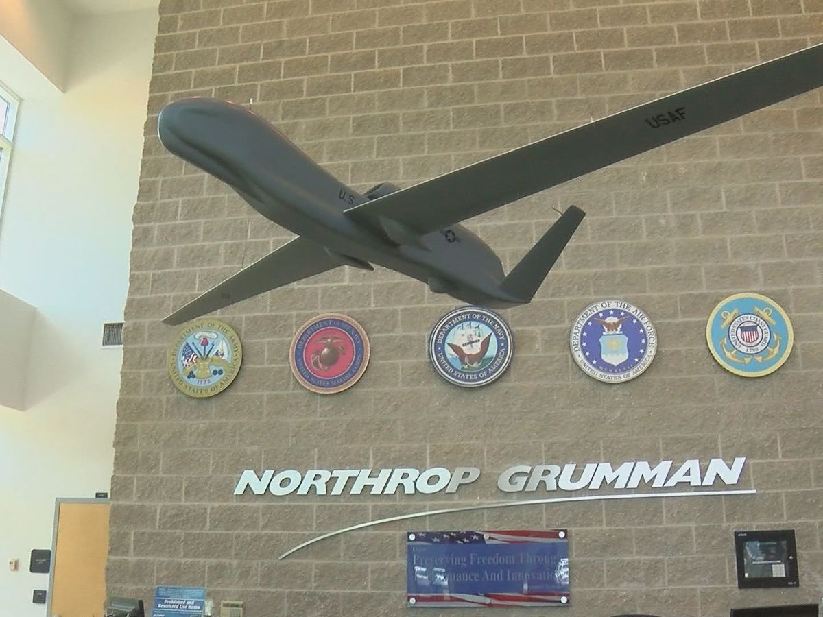 Unmanned aircraft shot down by Iran was partially constructed in Moss Point
