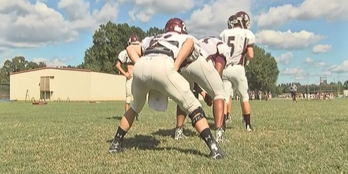 East Central running back A.J. Davis named WLOX Player of the Week