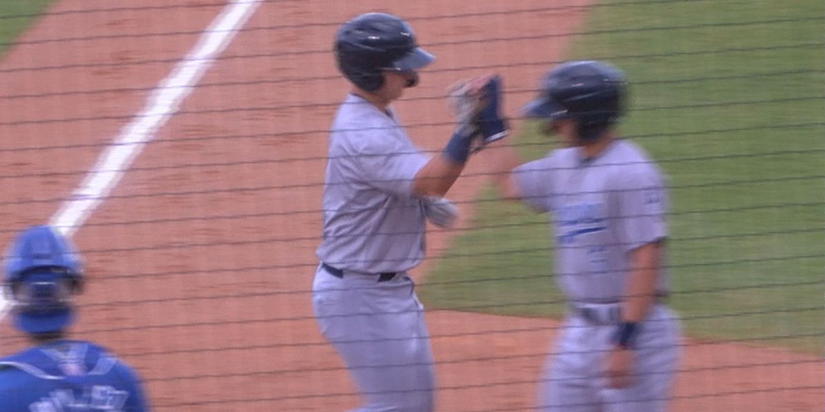 Biloxi splits doubleheader with Pensacola