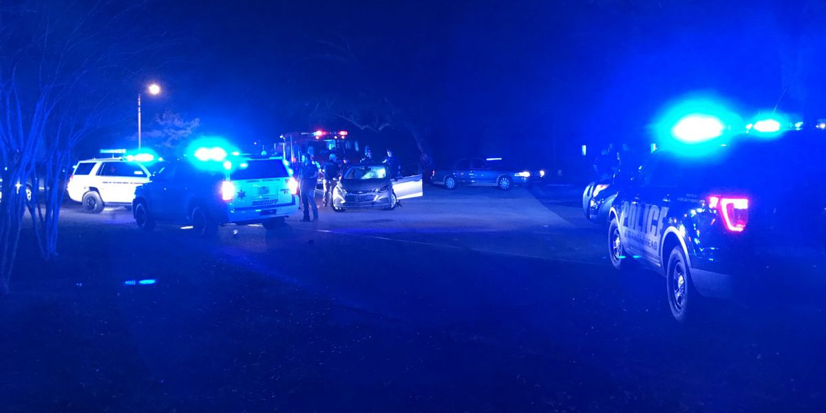 Police chase in Diamondhead ends in minor accident