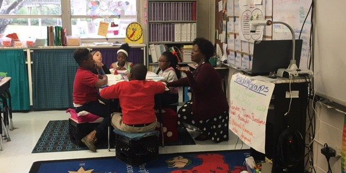 South Mississippi Strong: Cherokee Elementary teacher nominated by peers as 'exceptional educator'