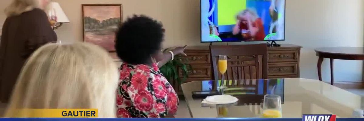 Gautier woman gets to 'come on down' on The Price is Right