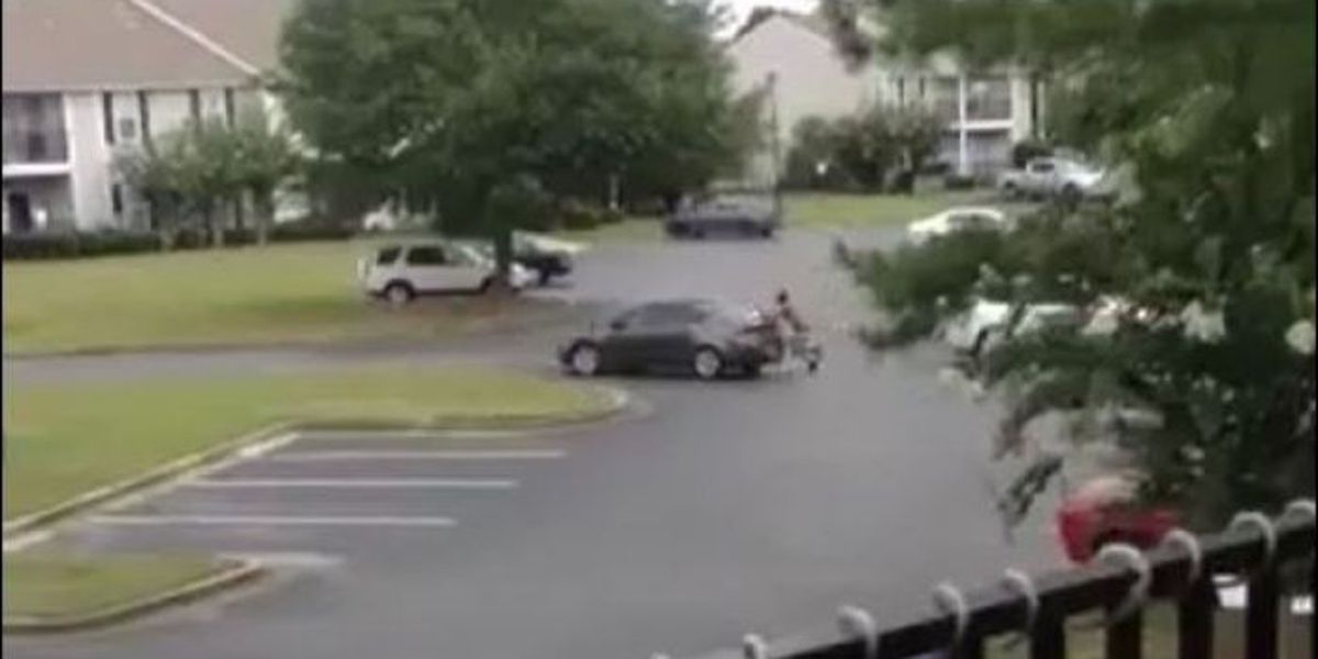 VIDEO: Witness captures aftermath of Gulfport shooting
