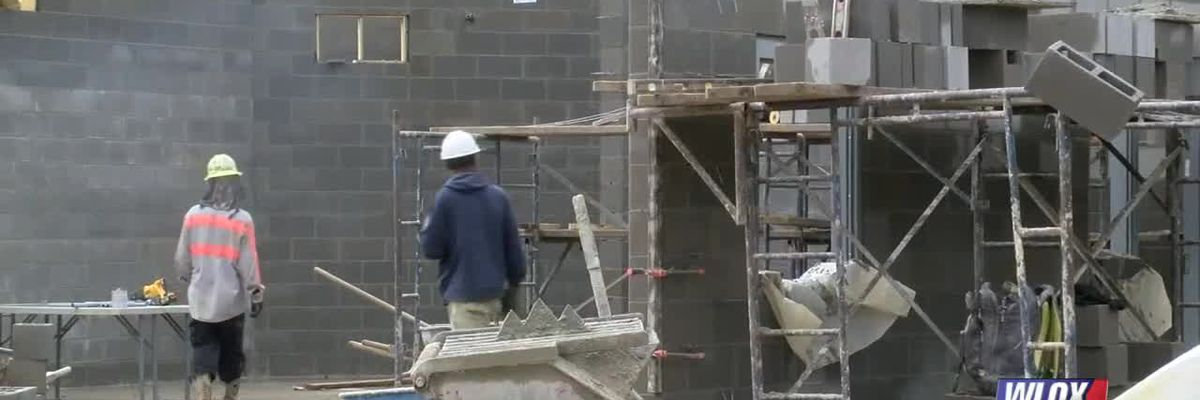 $7.3 million expansion project underway at North Gulfport Middle School