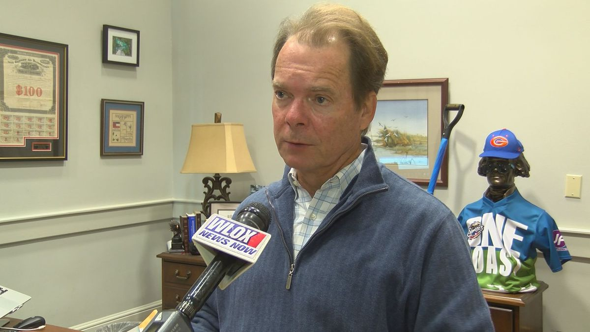 Gulfport Mayor part of national effort to improve first responders communication