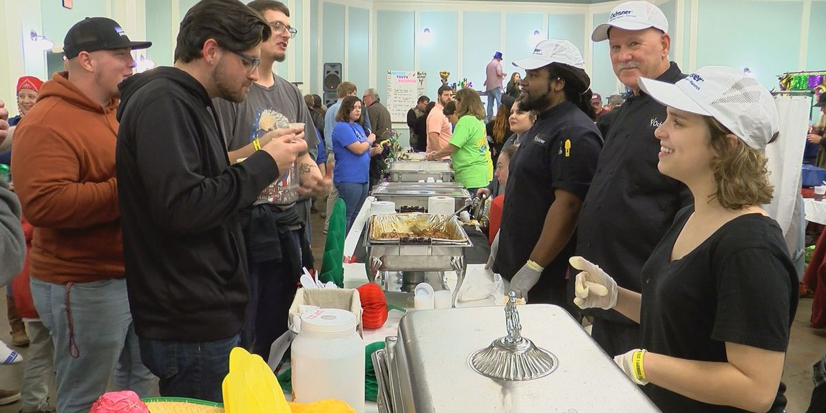 Rotary Club warms up with chili and mac n' cheese cook-off