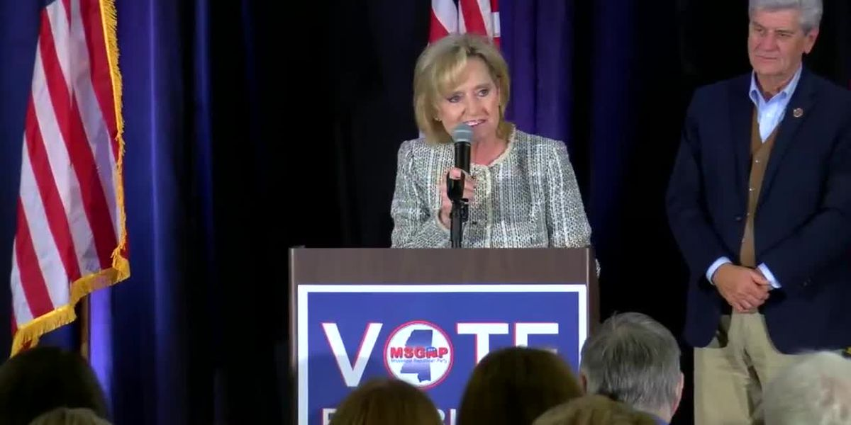Cindy Hyde-Smith talks strategy as she advances to Senate runoff