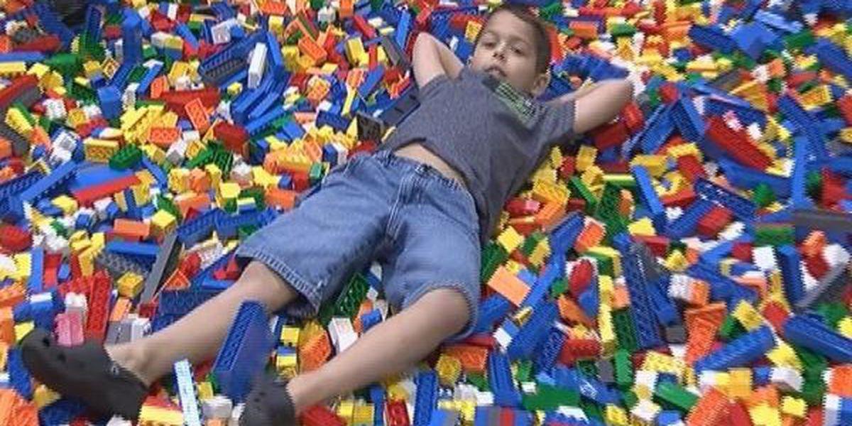 First ever Lego Creativity Tour builds memories