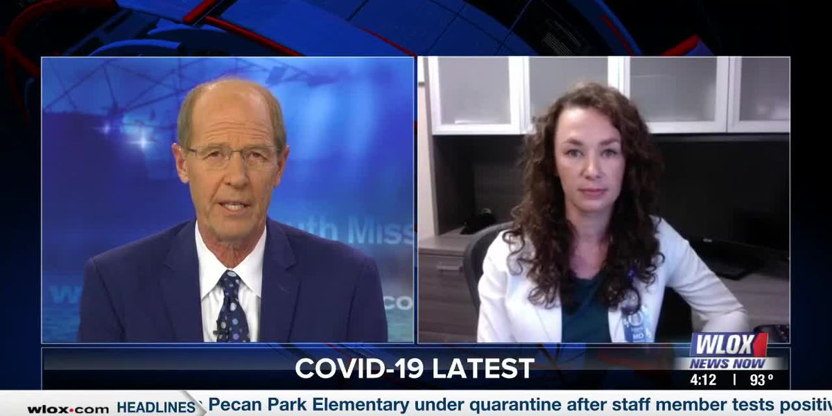 Tuesday's COVID-19 FAQs with Dr. Andrea Logan