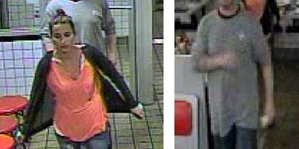 Couple wanted for using fake money at Waffle House, police say