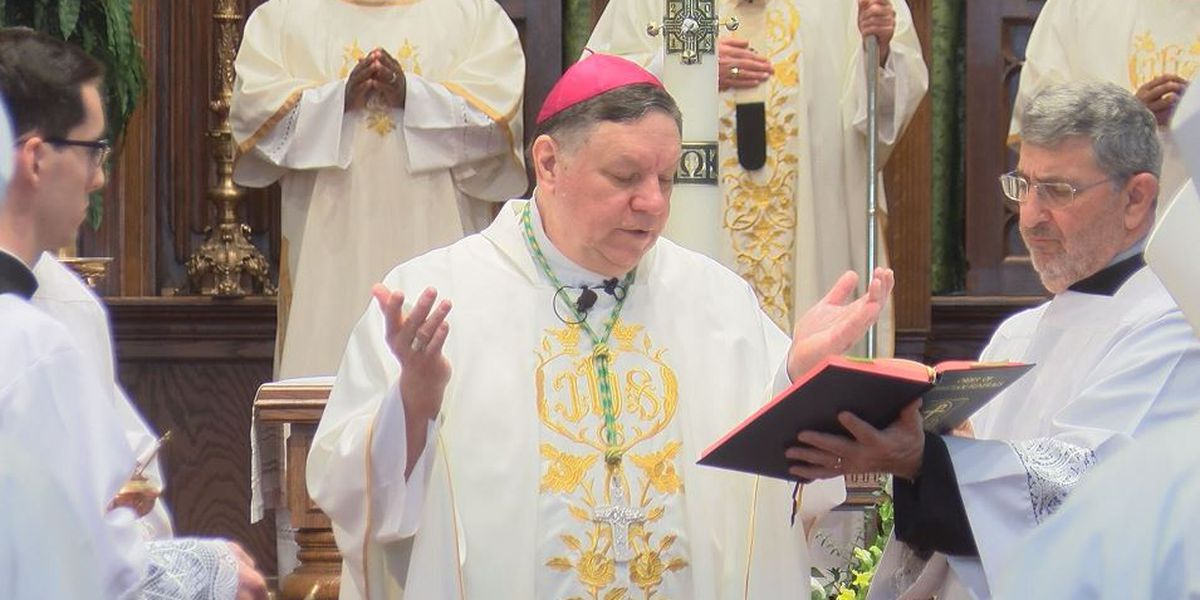 Bishop Howze remembered as the foundation for Biloxi Diocese