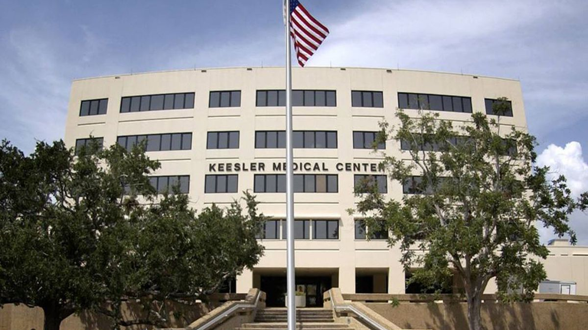 Keesler Medical Center excluded from report of restructuring military medical facilities