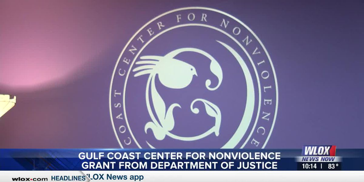 Gulf Coast Center for Nonviolence receives nearly $380K from DOJ