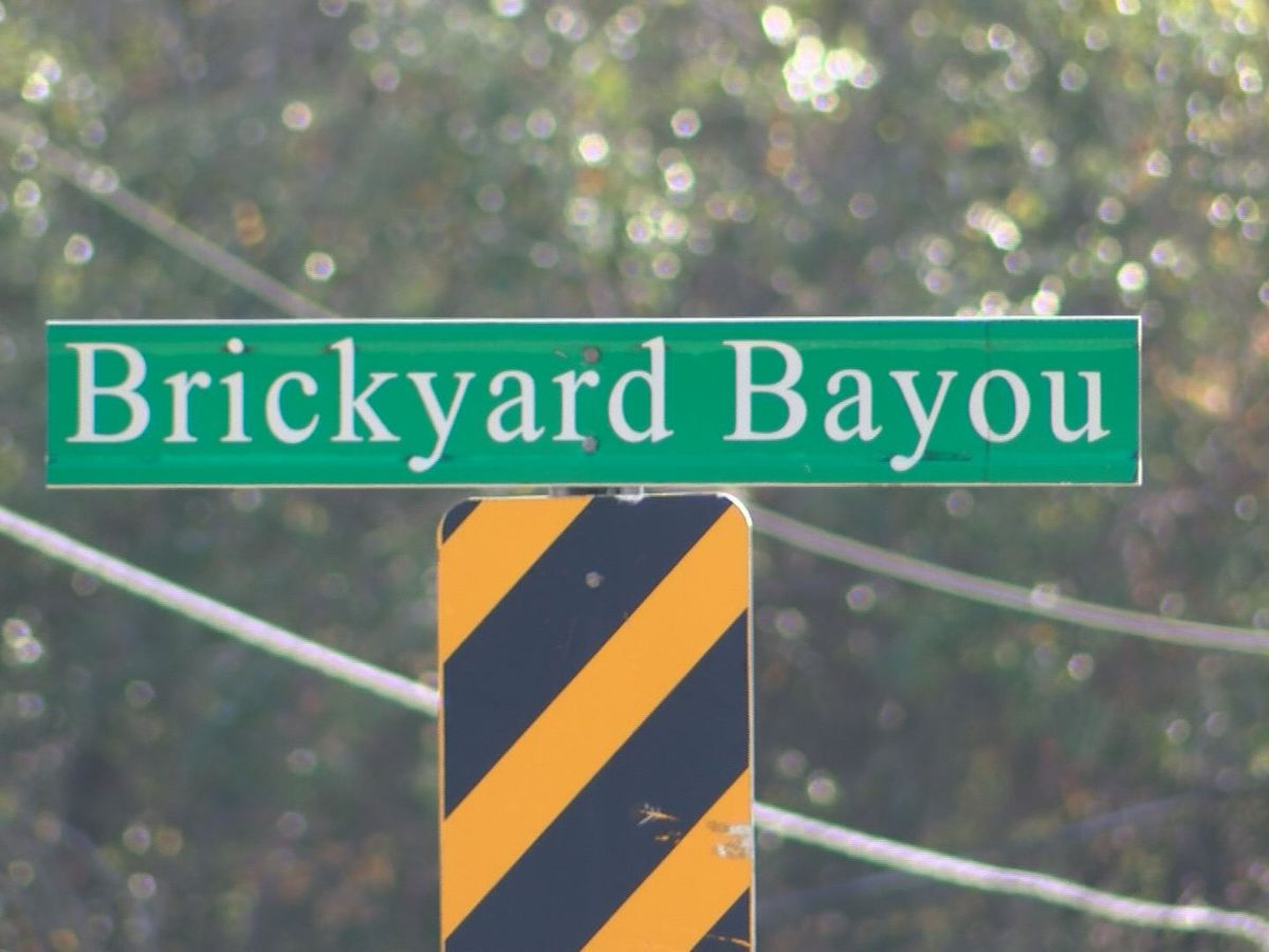 Work to relieve flooding in Brickyard Bayou moving forward