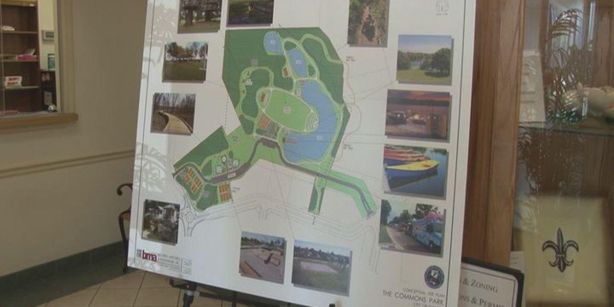 Gautier unveils renderings for Town Commons Park