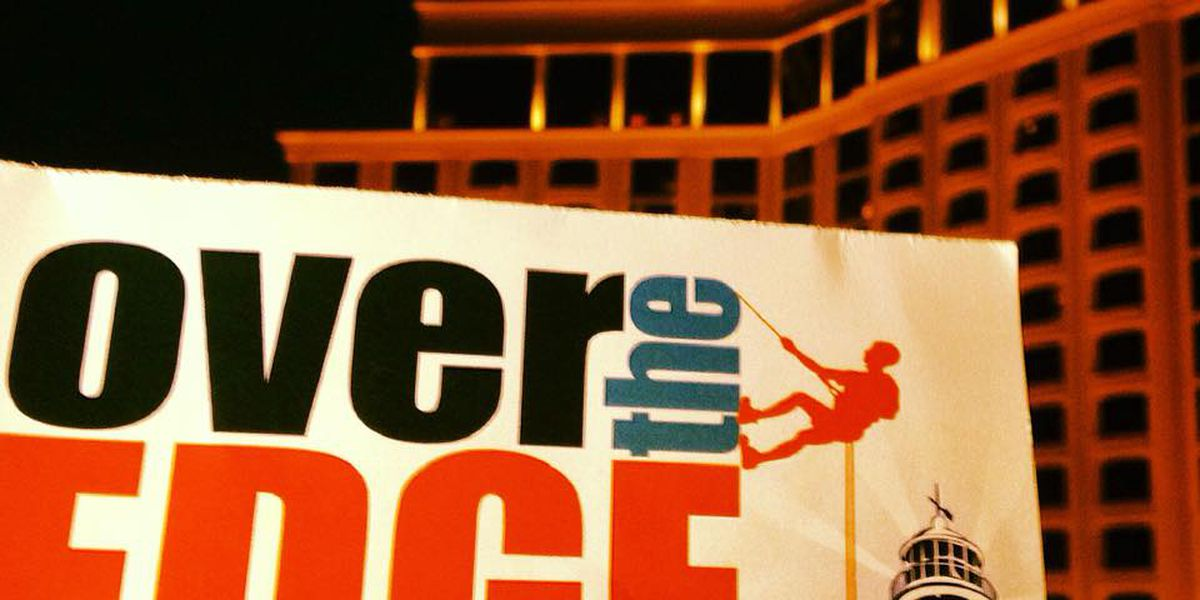 "Beau Rivage ""Over The Edge"" rappelling event cancelled"