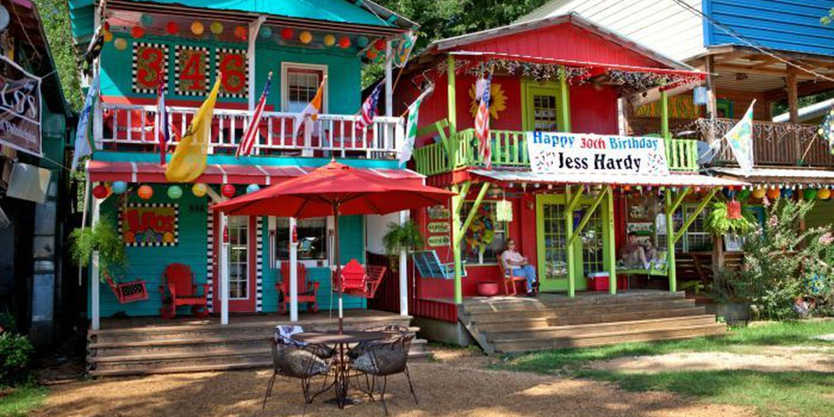 Neshoba's giant house party in high gear