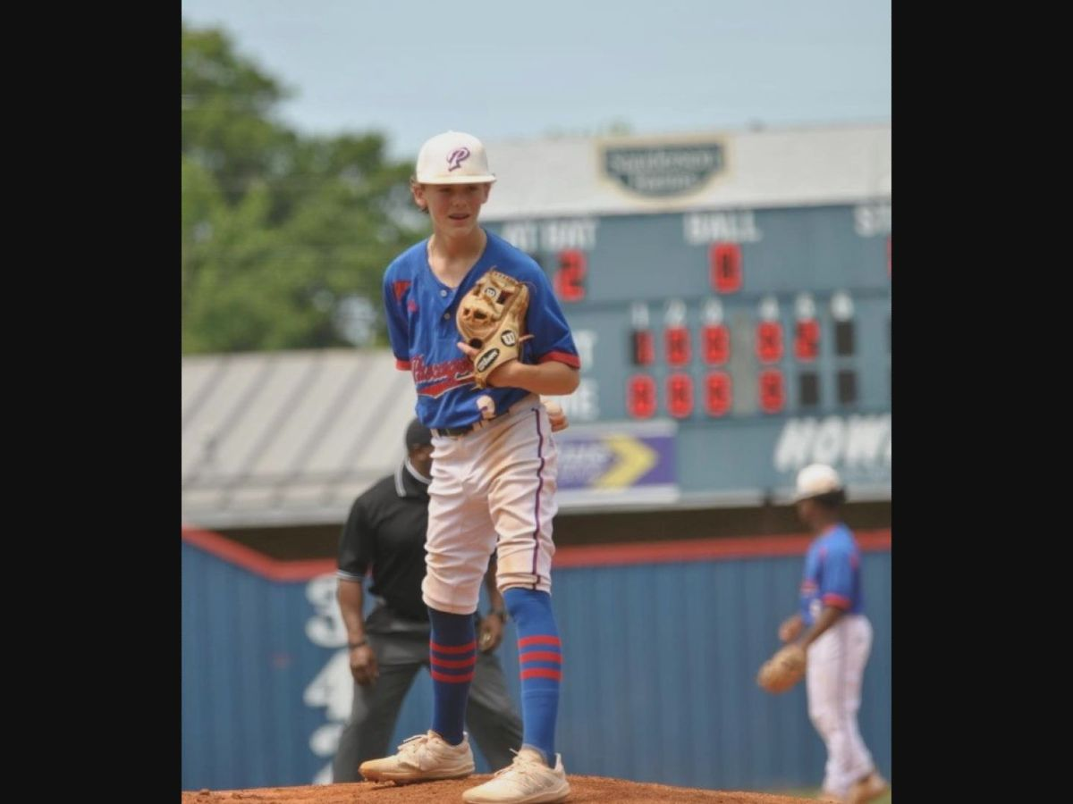 Freshman Griffin Wells shines in Pascagoula's game 3 win