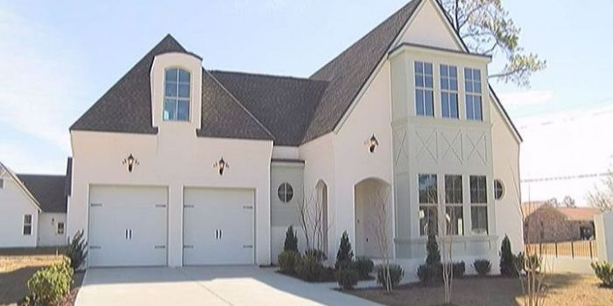 Biloxi Dream Home drawing less than two weeks away