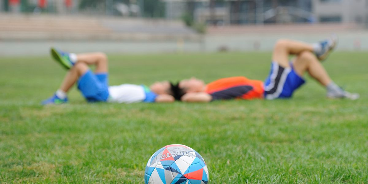 Police remind parents, coaches of warning signs for sports-related concussion