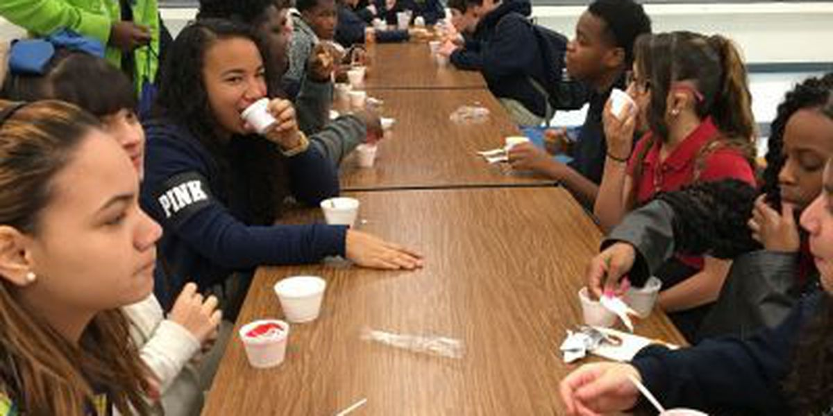Coast schools win top prize in Mississippi breakfast competition