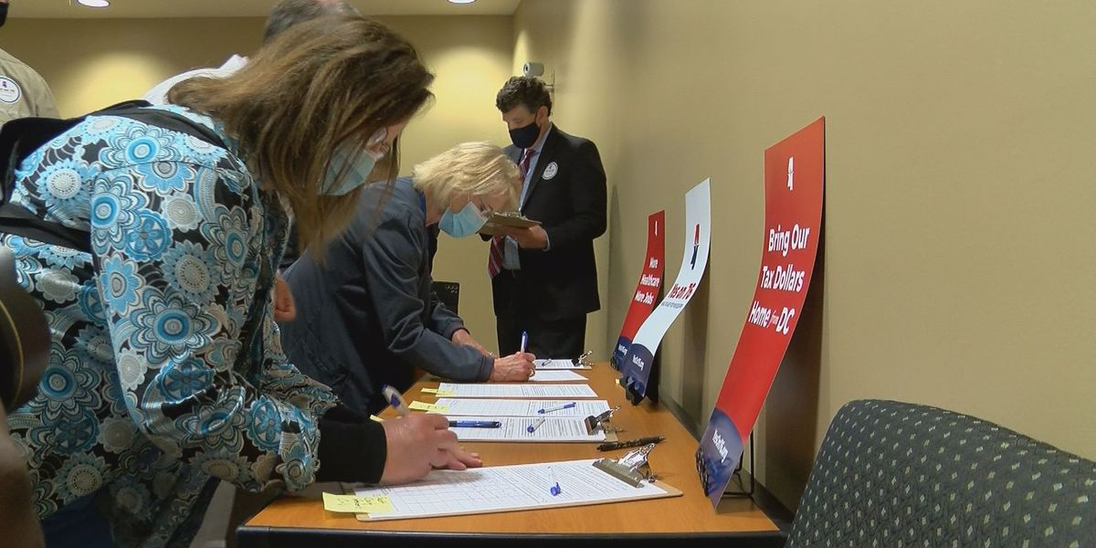 Campaign to put Medicaid expansion on the ballot officially launches