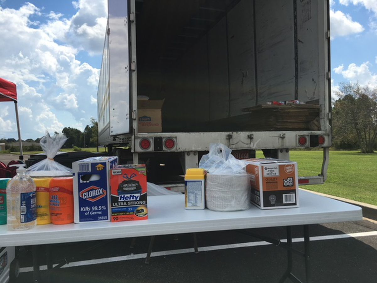 Gulfport church sends more than just supplies to flood victims
