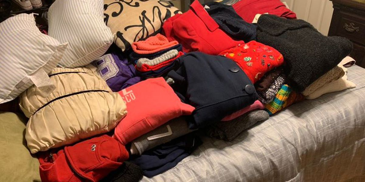 Pass Christian woman holds winter clothing drive in honor of late husband