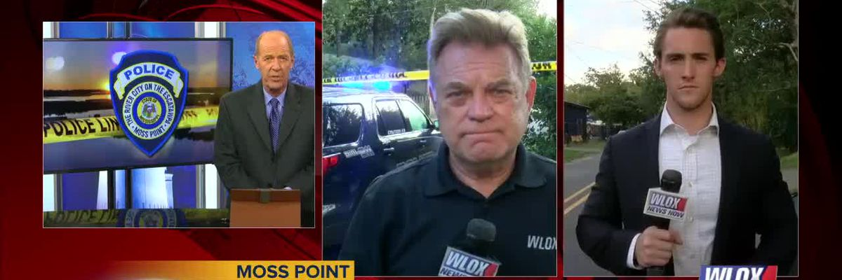 5PM LIVE REPORT: Two people dead in Moss Point; Police investigating
