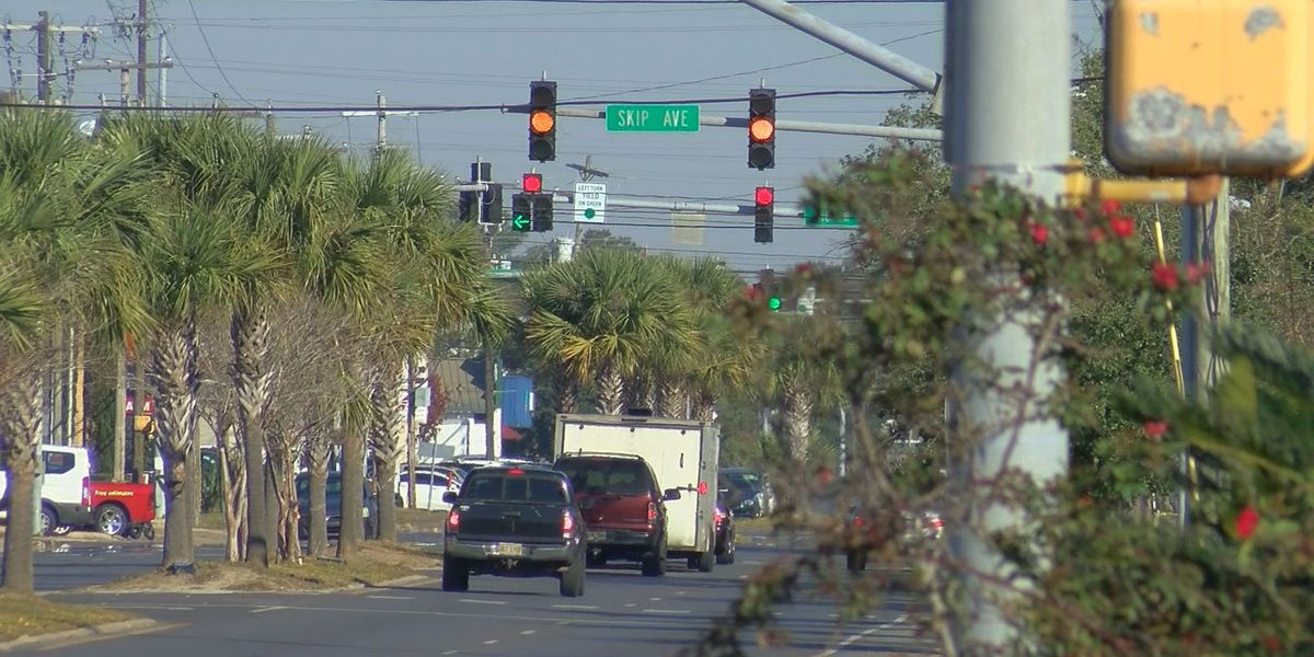 Traffic lights on Market Street getting $1.1M in upgrades