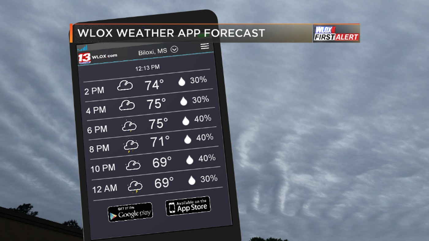 The Wlox Weather App {Forum Aden}